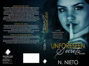 Unforeseen Secrets Boxset cover